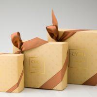 Caja 6 macarrones  $12,26  (incluye bolsa de obsequio)  Caja 12 macarrones  $18,35  (incluye bolsa de obsequio)  Caja 21 macarrones  $24,95  (incluye bolsa de obsequio)