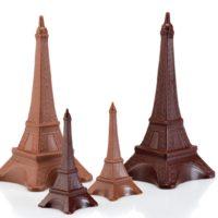 Torre Eiffel miniatura $3.10 Torre Eiffel Pequeña $5,25 Torre Eiffel Mediana $8,50 Torre Eiffel Grande $16,95
