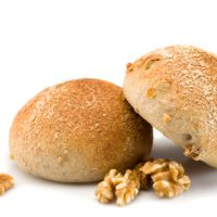Pan de nueces $0,40