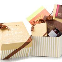 """Boîte Prestige """"Source de Plaisirs et d'excellence"""" : $7,50 + productos escogidos"""