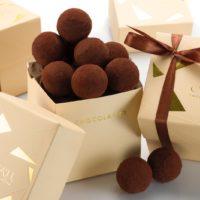Ballotin de truffes $18,24 (incluye bolsa de obsequio)