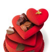 Elaborado con chocolate negro 71% de cacao. Disponible a la venta hasta el 12 de mayo en edición limitada. $28,85