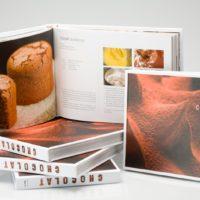 "Libro ""Chocolat by Cyril"" $25,00"